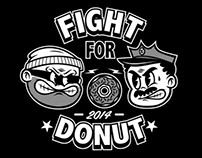Fight For Donut!