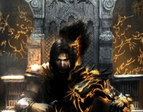 Prince of Persia digital imagery
