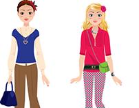 Fashion Styler series - Holland Publishing