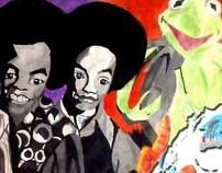 My 1970s Mural