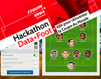 Hackathon - Foot Champagne