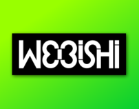 Webishi, logo design