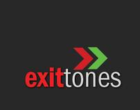 exit tones