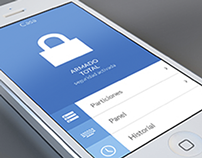 Texecom / Grupo Quantum mobile app 2013