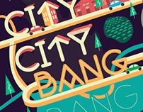Bangalore City Guide - Cover Design