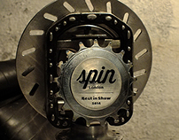 SPIN london trophy 2014