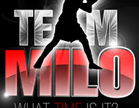 Milo Time - Professional Boxer