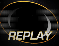 Replay Graphic Transition