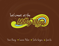 Let's Meet at the Milky Way Cafe
