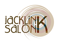 Jacklin K Salon - Logo and Website