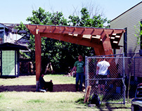 The Porch Shade Structure