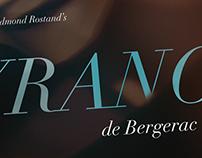 Cyrano de Bergerac postcards