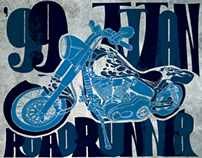 '99 Titan Roadrunner