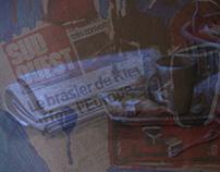 Petit-déjeuner d'Ingres et de Basquiat