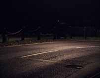 Night Longboarding
