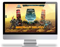 Site Yogo Premio - Batalla Del Fin II