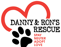 Danny & Ron Rescue Logo Redesign