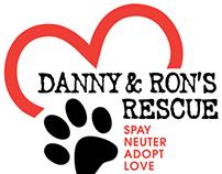 Danny & Ron Rescue Logo Redesign