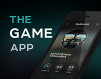 The Game app