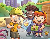 Children's Magazine - Camargo Corrêa