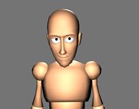 3D dialogue