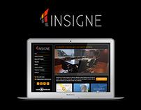 Edificio INSIGNE - WebSite