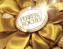 Ferrero Rocher Candy Box