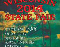Wisconsin State Fair 2014 - Poster Contest
