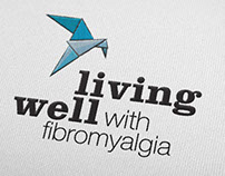 Living Well with Fibromyalgia Branding