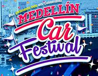 Medellín Car Festival - Feeling Company