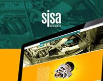 Site Sisa Auto Parts
