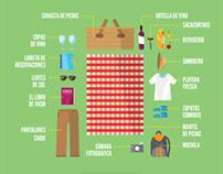 Infografías / El maridaje mexicano / vinosdelcentro.com