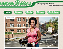 Dreambikes Website Redesign