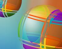 Web site full of balls