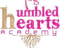 HUMBLED HEARTS ACADEMY - LOGO