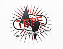 Tampa Bay Premium Electric | Brand Identity Design