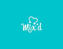 M*x'd Logo