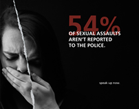 Poster Campaign Against Rape