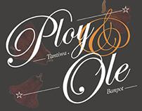 Ploy's wedding invitation