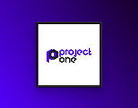 Branding for Project One - An AI Venture Concept