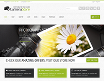 e Camy - Wordpress Shop