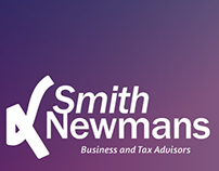 SmithNewmans Brand identity, Corporate Stationery