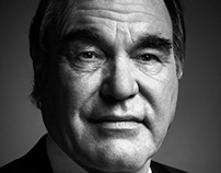 Oliver Stone by Michelangelo Di Battista