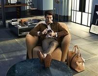 Tod's Man SS2014- Michelangelo Di Battista