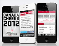Canadian Olympic Team - Give Your Everything - Campaign