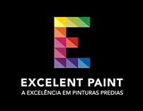 Excelent Paint - Criação Logo