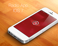 Radio App Proposal - IOS7