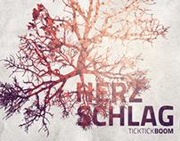 Artwork // HERZ|SCHLAG // Ticktickboom