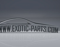 Exotic-Parts Logo & UI