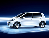 VW e-up! Catalogue Look and full CGI Shooting